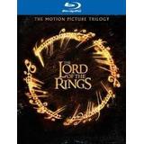 The Lord Of The Ring - Trilogia En Bluray Original Sellada