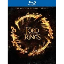 The Lord Of The Ring - Trilogia En Bluray Original Sellada
