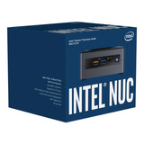 Mini Pc Intel Nuc Celeron J4005 (sin Disco, Sin Ram)