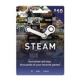Steam Euros 500 Oferta
