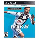 Fifa 19 Classic Edition - **envio Gratis** - Playstation 3
