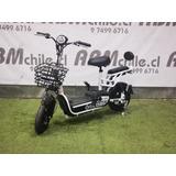 Bici Moto Electrica Valor 310.924+iva Doble Amortiguacion