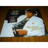Vinilo Michael Jackson / Thriller (nuevo Y Sellado)  Eu 2 Lp