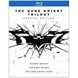 Batman El Caballero De La Noche Trilogía (bluray, Env Gratis