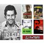 Pack De Libros Sobre Pablo Escobar El Patrón Digital 5x1, usado segunda mano  Calama