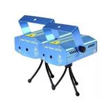 Pack 2 Proyector Laser Fiesta De Puntos Luces De Fiesta