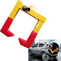 Traba Rueda Antirrobo Seguridad Auto 02992/ Fernapet