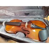 Violin 4/4 Asturia Mod. Ast08 Lujo - Ofertas Remchile