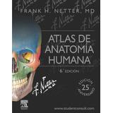 Anatomia Netter 6ta Edicion...