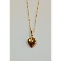 Cadena Oro 18 Ktes Corazón Oro 18 Ktes Psp Gps Completa