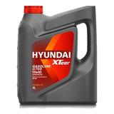 Aceite Motor Hyundai 10w40 Sintetico G700 De 4 Litros
