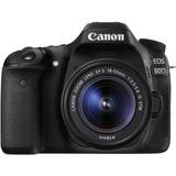 Canon Eos 80d Kit 18-55mm Is Stm+ Sd 32gb | Envío Gratis