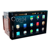 Radio Auto 2 Din Android 5.1 Wifi Gps Hd Touch Ml2275