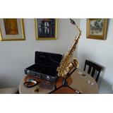 Saxo Yamaha Alto Yas 34 Ll Allegro; Immaculado, Excelente