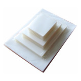 Pack 15 Micas 100 Láminas Termolaminado Plastificar Carnet