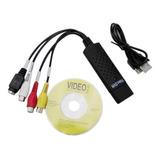 Capturadora De Audio Vídeo Easycap