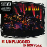 Nirvana - Mtv Unplugged In New York Vinilo Nuevo Obivinilos