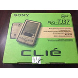 Palm Sony Clie Peg-tj37 Embalada En Caja. Con Accesorios