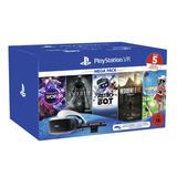Playstation Vr Mega Pack Incluye 5 Juegos + Camara Vr