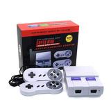 Mini Consola Super Nes Clasico Snes Sfc Retro 400 2 Control