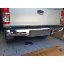 Parachoque Trasero Toyota Hilux 2006-2015 Oferton