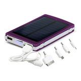 Cargador Banco De Bateria Externo Celular - Portable 2x1