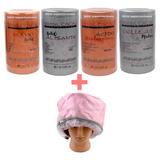 Nano Botox 1000 Ml ,+ 1 Gorro Termico ( A Elección)