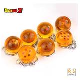 Llaveros Esferas Del Dragon- Dragon Ball - Red Sale