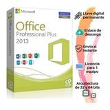 Compra Ya Y Activa Tu Producto Offic 2013 Pro Plus Original