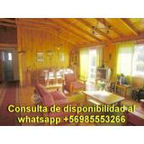 Casa Con Piscina 13 Personas El Quisco