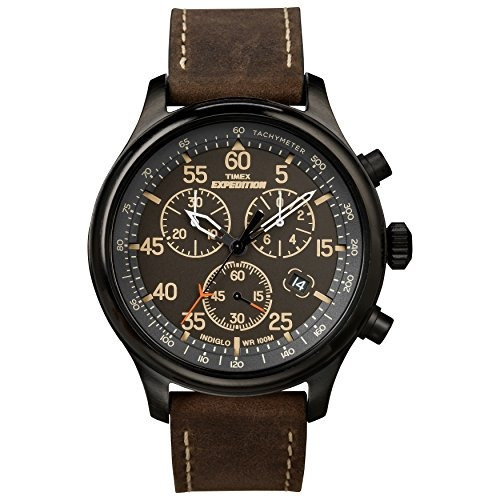 7ec211d4bea5 Timex Men s Expedition Field Chronograph Watch