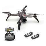 Drone Gps Mjx Bugs 5w B5w Wifi Fpv 8mp Fhd 2 Baterías