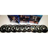 Coleccion X-men Bluray Completa + Regalo Deadpool 1 Y 2