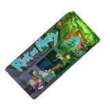 Pad Mouse Alfombrilla Para Escritorio Anime Rick Morty