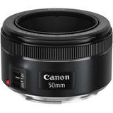 Lente Canon Ef 50mm F/1.8 Stm | Garantía | Envío Gratis