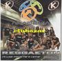 Cd Original Del Programa Mekano De Mega Reggaeton 10 Temas