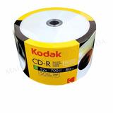 Torta 50 Unidades Cd Imprimible Kodak 52x 700mb 80 Min