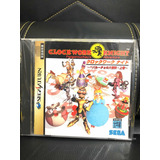 Clockwork Knight- Sega Saturn Arcade Action Gamebuen Estado