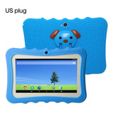"7 ""kids Tablet Pc 8gb Quad-core Wi-fi Tablet Pc Pad Con"