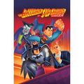 Animeantof:  Dvd Batman Y Superman Movie La Pelicula Dc