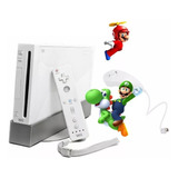 Nintendo Wii + Control Extra . 170 Juegos. 6 Meses Garantía