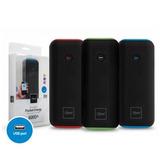 Bateria Externa Poket Powerbank 6000mah Microlab / Mportatil