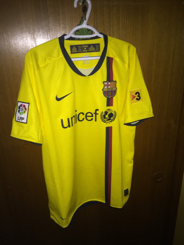 Camiseta Fc Barcelona 2008-2009 b4aa83d687a