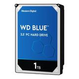 Disco Rigido Wd Blue Wd10ezex 1tb 3.5  7200rpm 64mb Sata3
