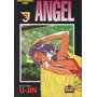 Angel Manga Comics Norma Adulto Tomo Nº 3.