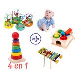 Juguetes Para Bebés. Material Didáctico Para Niños