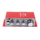 Mini Amplificador Mp3 Mp4 Audio Alta Fidelidad Estéreo Con