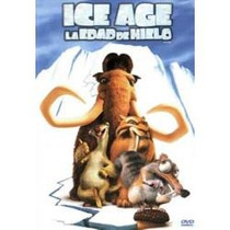 Animeantof: Dvd La Era Del Hielo- Ice Age 1- Original