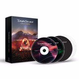 David Gilmour Live At Pompeii  Deluxe 2cd + 2 Bluray Nuevo