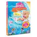 Animeantof:  Dvd Barbie Una Aventura De Sirenas - Surfista